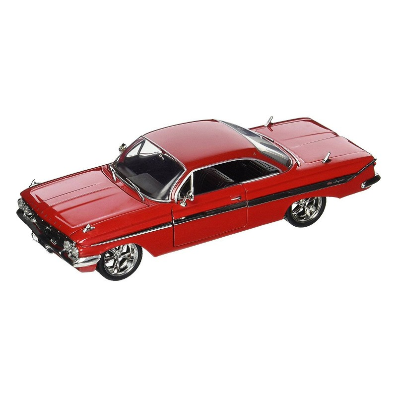 Dom's Chevy Impala - Fast & Furious 8 - Diecast Modell 1/24