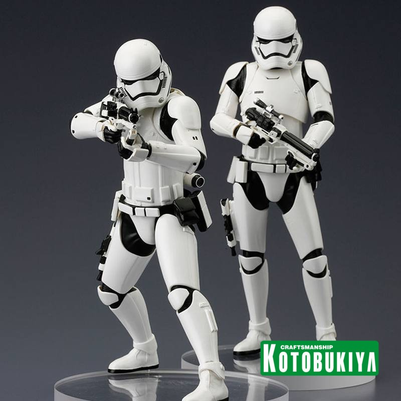 First Order Stormtrooper - Star Wars - ARTFX+ Statue