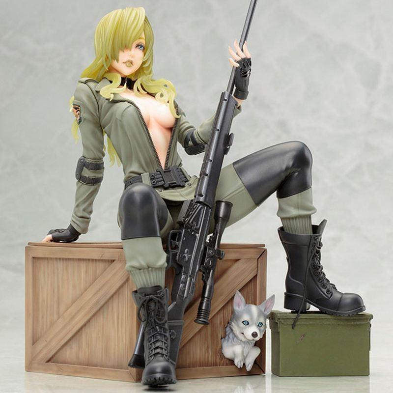 Sniper Wolf - Metal Gear Solid - Bishoujo PVC Statue