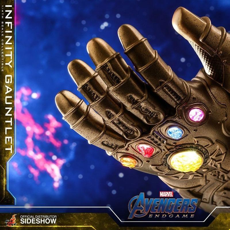 Infinity Gauntlet - Avengers: Endgame - 1/4 Scale Replica