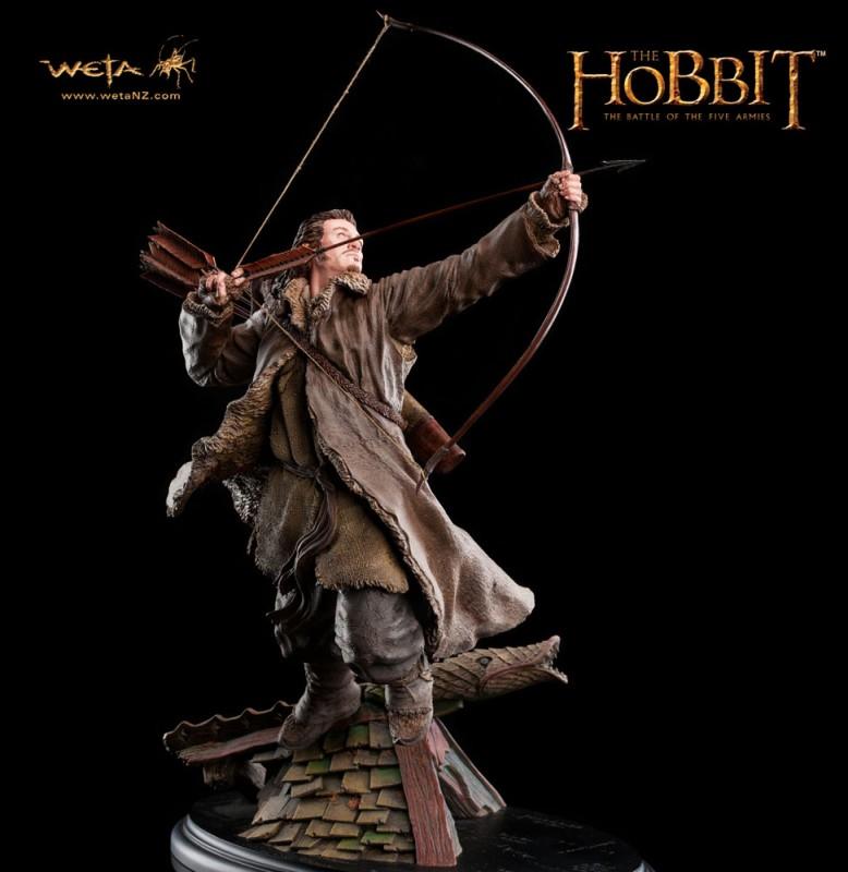 Bard der Bogenschütze - Der Hobbit - 1/6 Scale Statue
