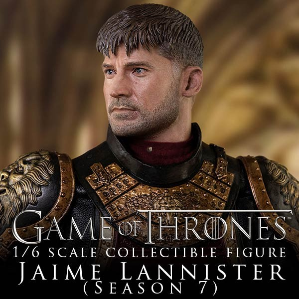 Jaime Lannister - Game of Thrones - 1/6 Scale Figur