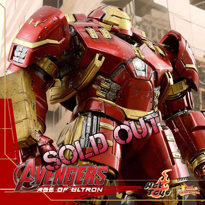 Hulkbuster - Age of Ultron - 1/6 Scale Figur