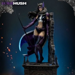 Huntress (Fabric Cape) - DC Comics - 1/3 Scale Museum Masterline Statue