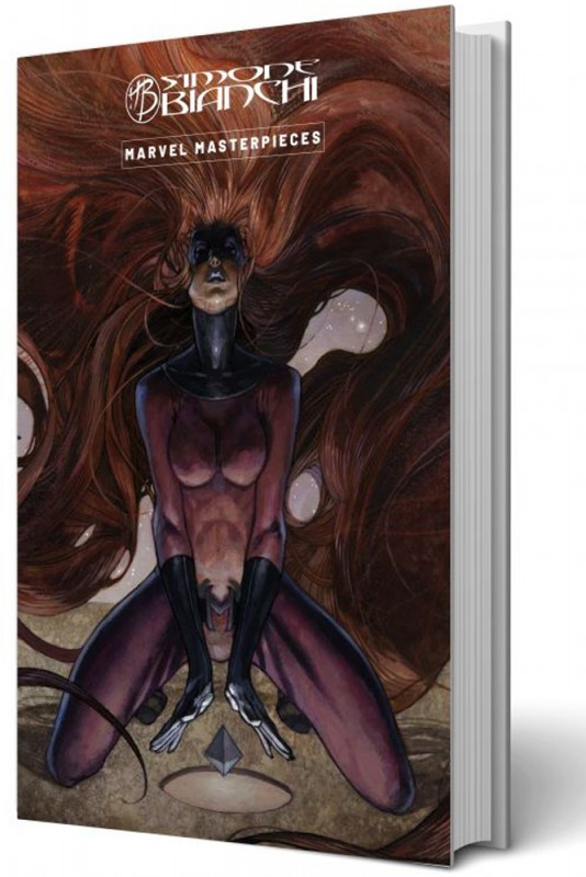 Marvel Masterpieces Artbook Simone Bianchi