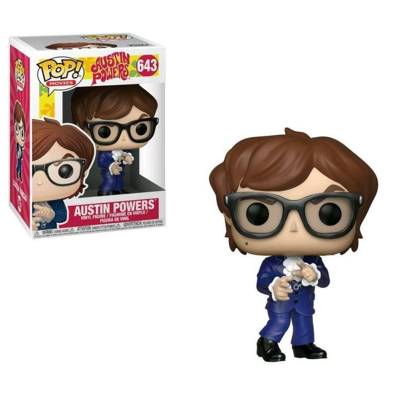 Austin Powers - Austin Powers - Movies POP! Vinyl Figur