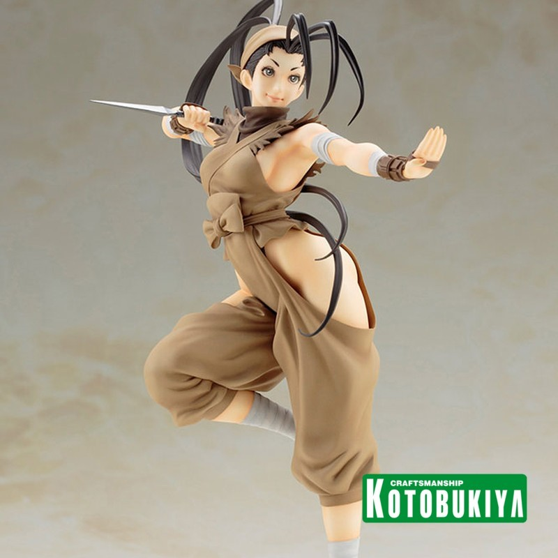 Ibuki - Street Fighter - Bishoujo PVC Statue