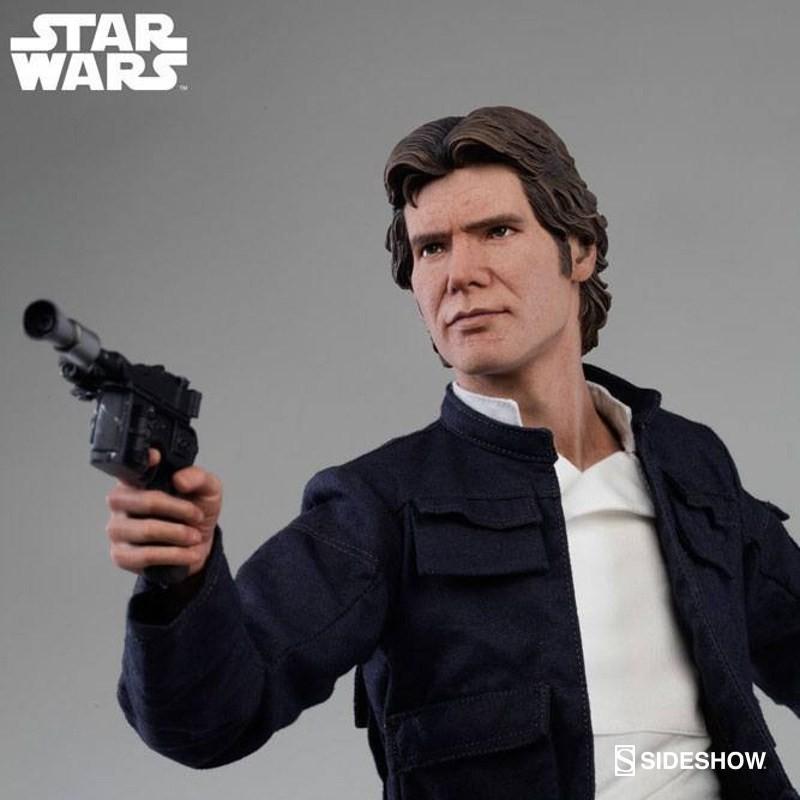 Han Solo - Star Wars - Premium Format Statue