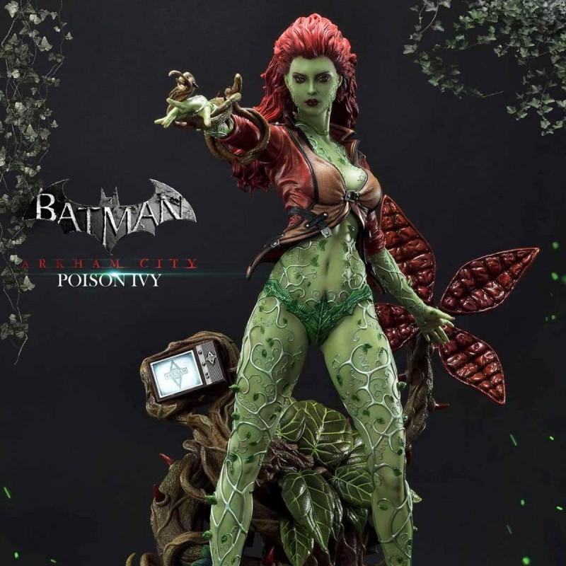Poison Ivy - Batman Arkham City - 1/3 Scale Statue