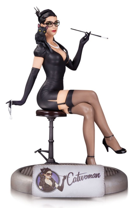 Catwoman - Bombshells Statue 22cm