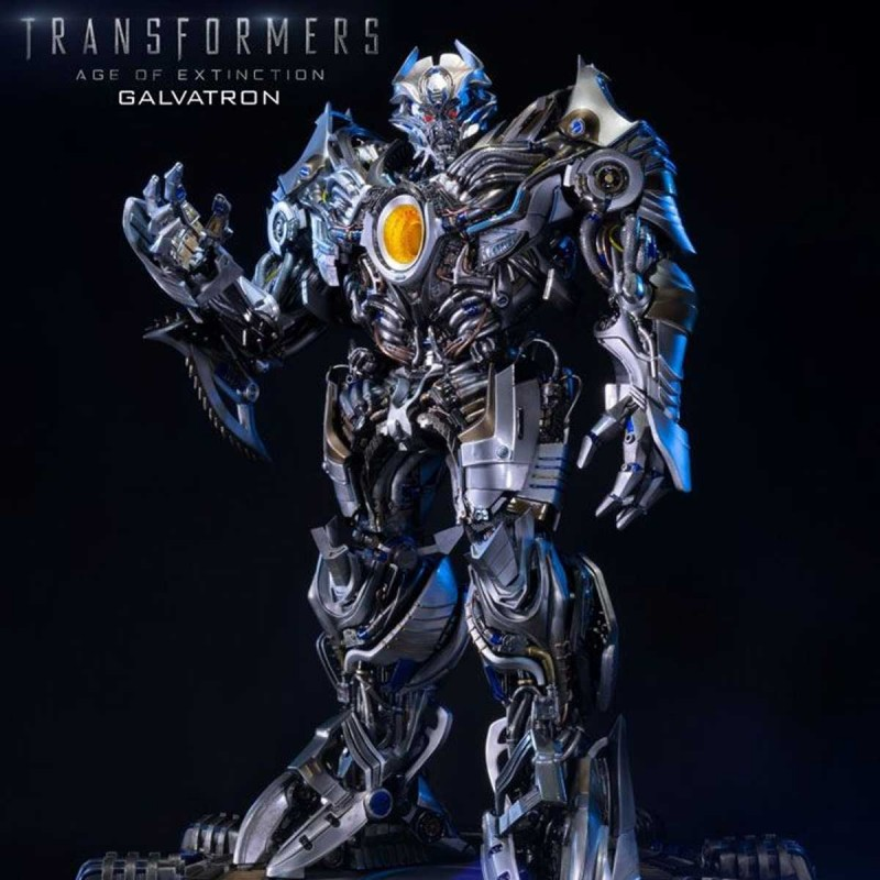 Galvatron Exclusive Version - Transformers - Polystone Statue