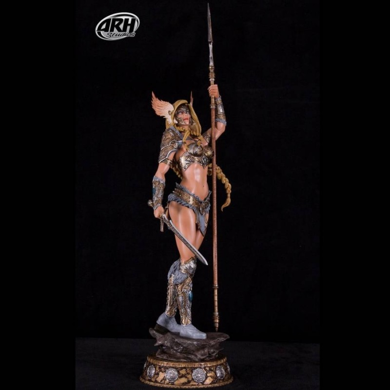 Skarah the Valkyrie - 1/4 Scale Resin Statue