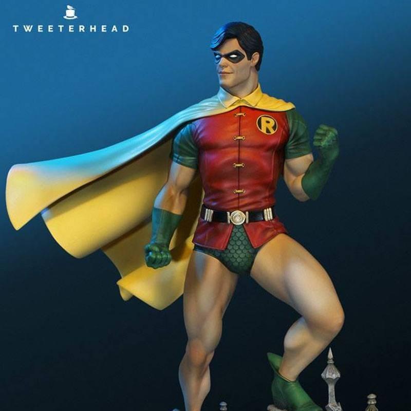 Robin - Super Powers Collection - Maquette 41cm