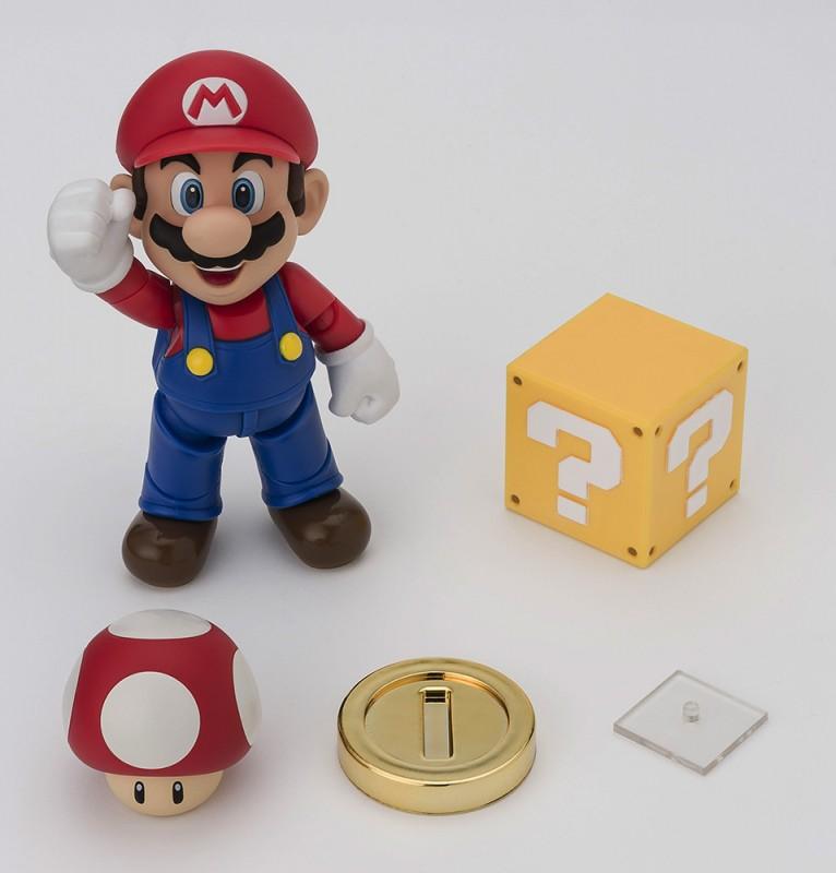 Super Mario - Super Mario Bros. - S.H. Figuarts