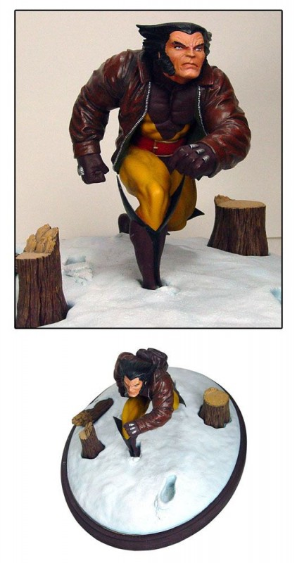 Wolverine - Marvel - Premier Collection Statue