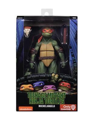Michelangelo - Teenage Mutant Ninja Turtles - Actionfigur