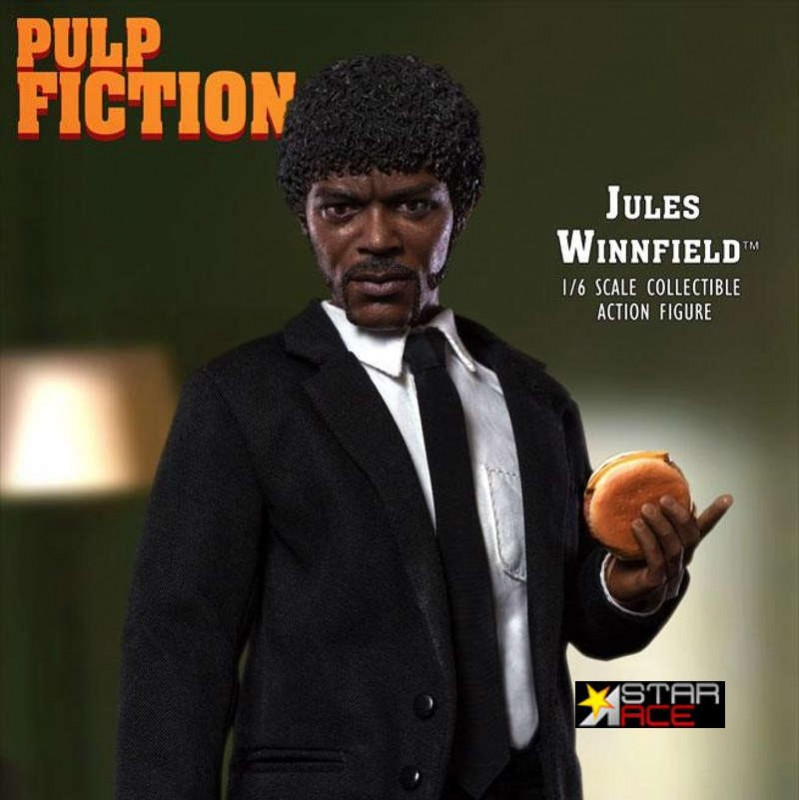 Jules Winnfield - Pulp Fiction - 1/6 Scale Actionfigur