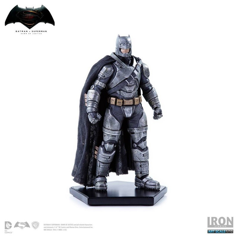 Armored Batman - Batman vs Superman - 1/10 Scale Statue