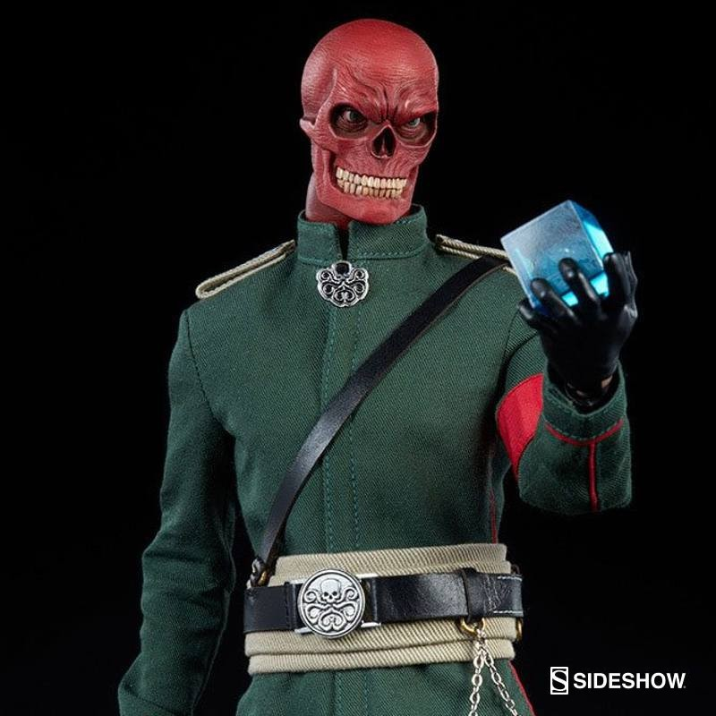 Red Skull - Marvel Comics - 1/6 Scale Actionfigur