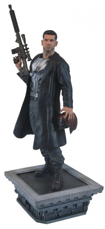 Punisher (Netflix TV Series) - Marvel Gallery - PVC Statue