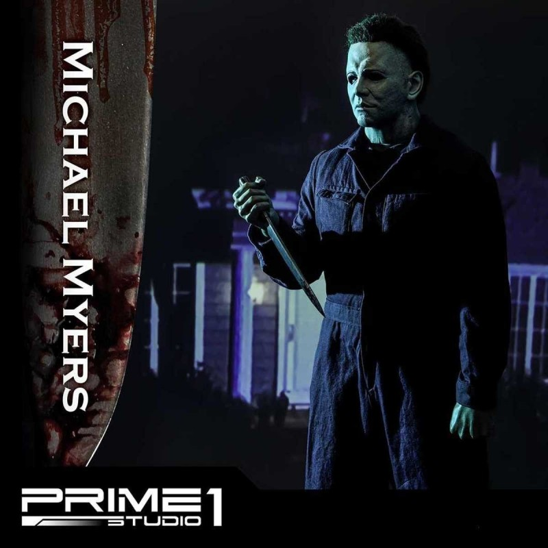 Michael Myers (Bonus Version) - Halloween - 1/2 Scale Statue