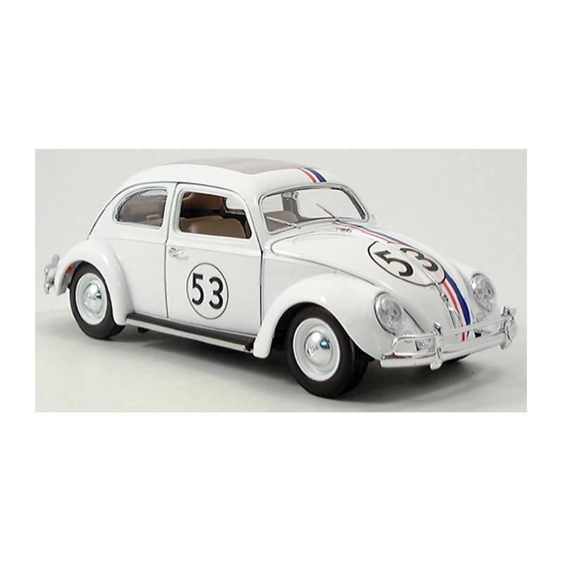 1962 Volkswagen Beetle Herbie - Diecast Modell 1/18 Elite Edition
