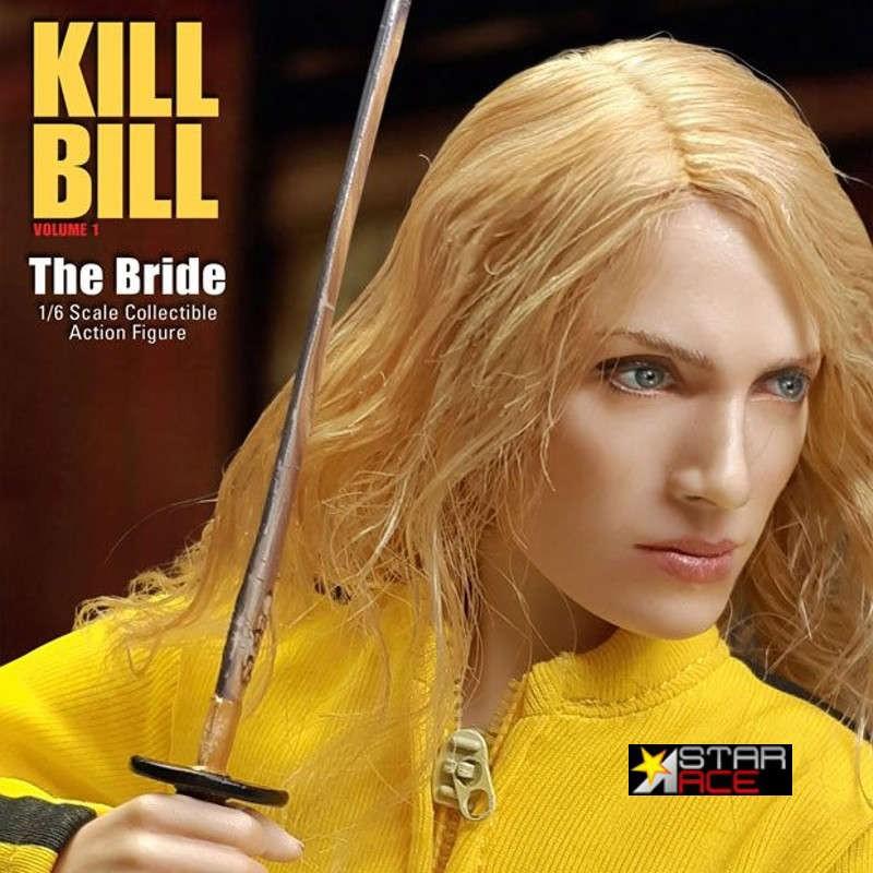 The Bride - Kill Bill - 1/6 Scale Actionfigur