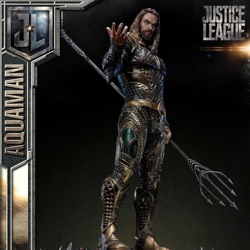 Aquaman - Justice League - 1/3 Scale Statue