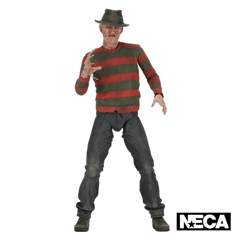 Freddy Krueger - Nightmare on Elm Street 2 - 1/4 Scale Actionfigur