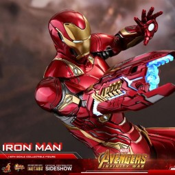 Iron Man - Avengers Infinity War- Diecast 1/6 Scale Figur