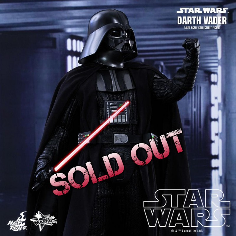 Darth Vader - Star Wars - 1/6 Scale Action Figur
