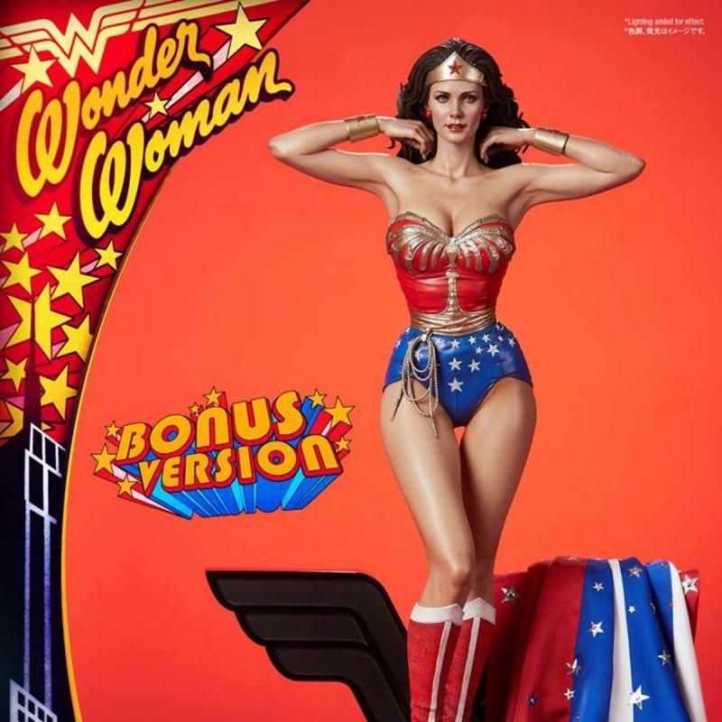 Wonder Woman (Lynda Carter) Bonus Version - Wonder Woman 1975 - 1/3 Scale Museum Masterline Statue