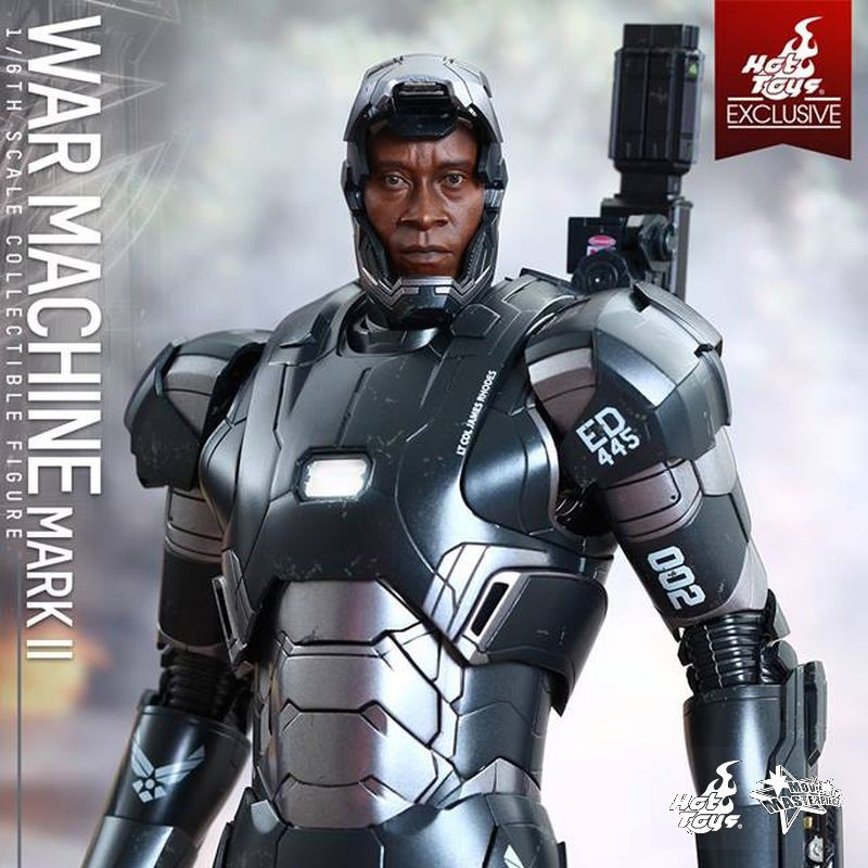 War Machine Mark II - Age of Ultron - Diecast 1/6 Scale Figure