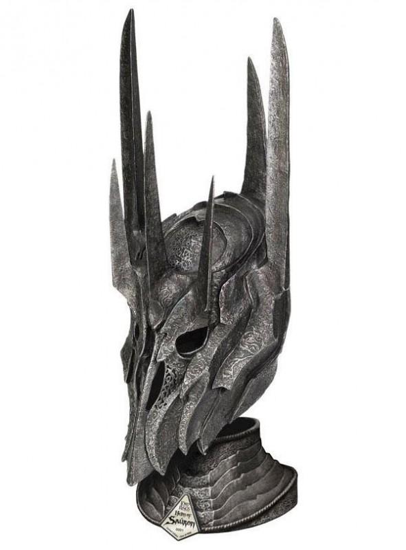 Saurons Helm - Herr der Ringe - Replik 1/1