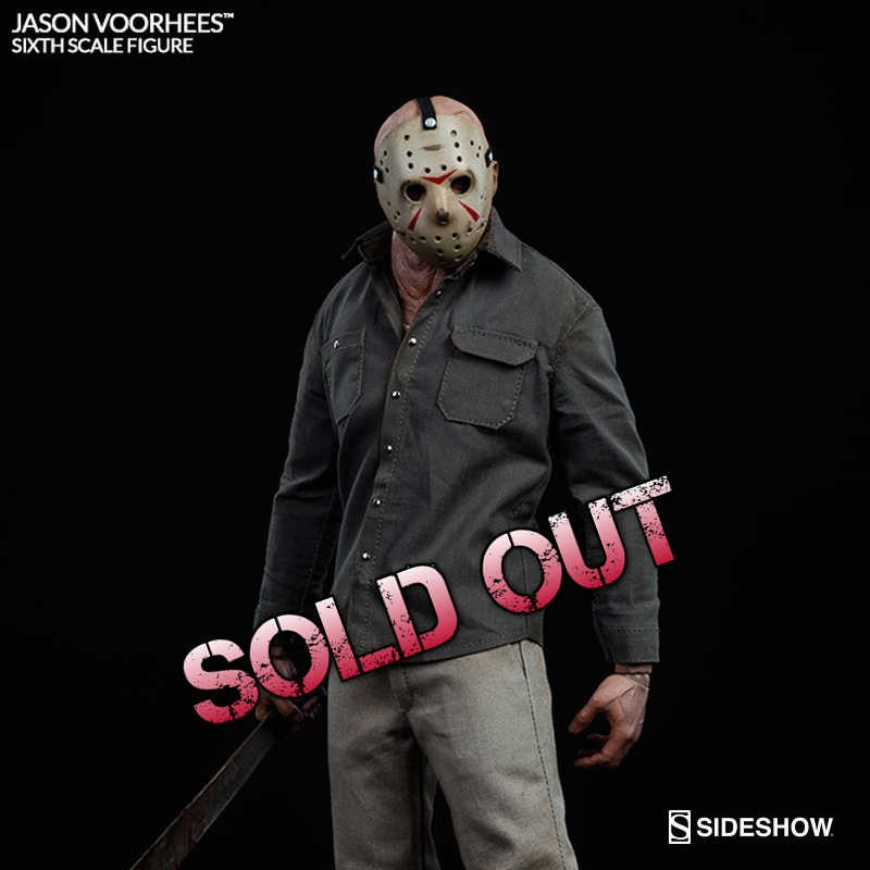 Jason Voorhees - Friday the 13th - 1/6 Scale Figur