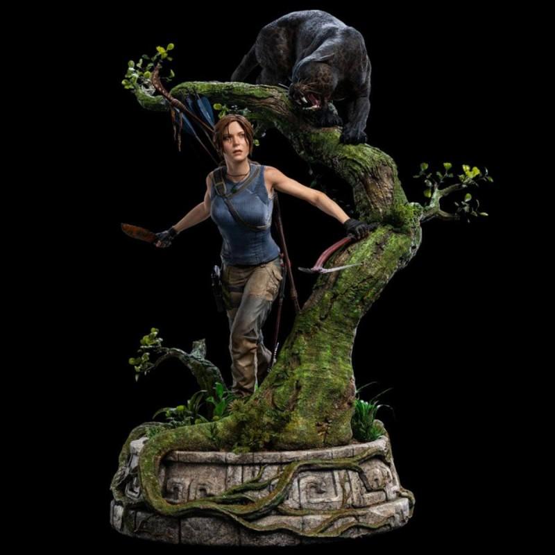 Lara Croft - Shadow of the Tomb Raider - 1/4 Scale Statue