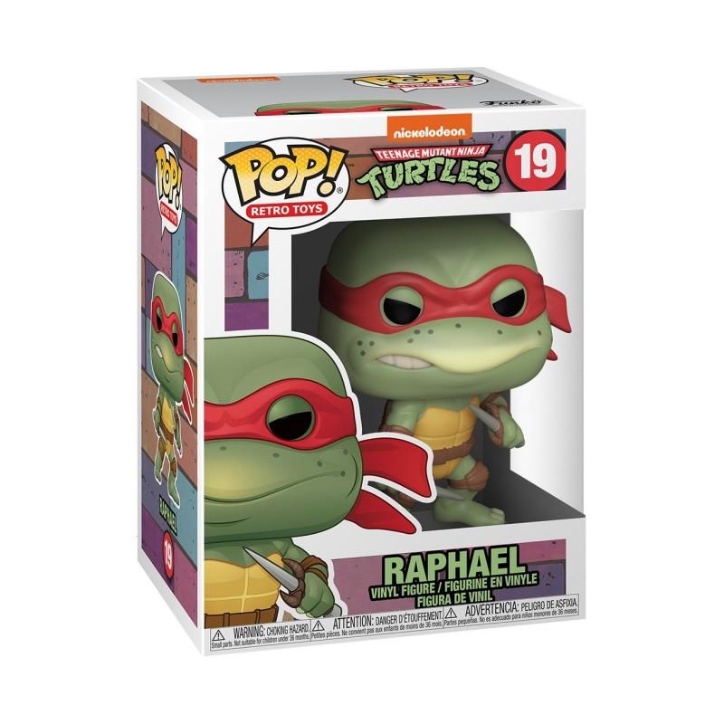 Raphael - Teenage Mutant Ninja Turtles - POP! Retro Toys