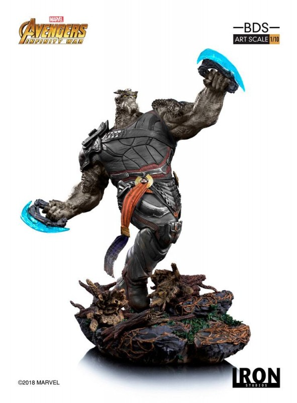 Cull Obsidian - Avengers Infinity War - BDS Art 1/10 Scale Statue