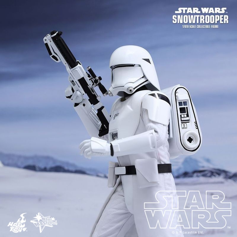First Order Snowtrooper - Star Wars - 1/6 Scale Figur