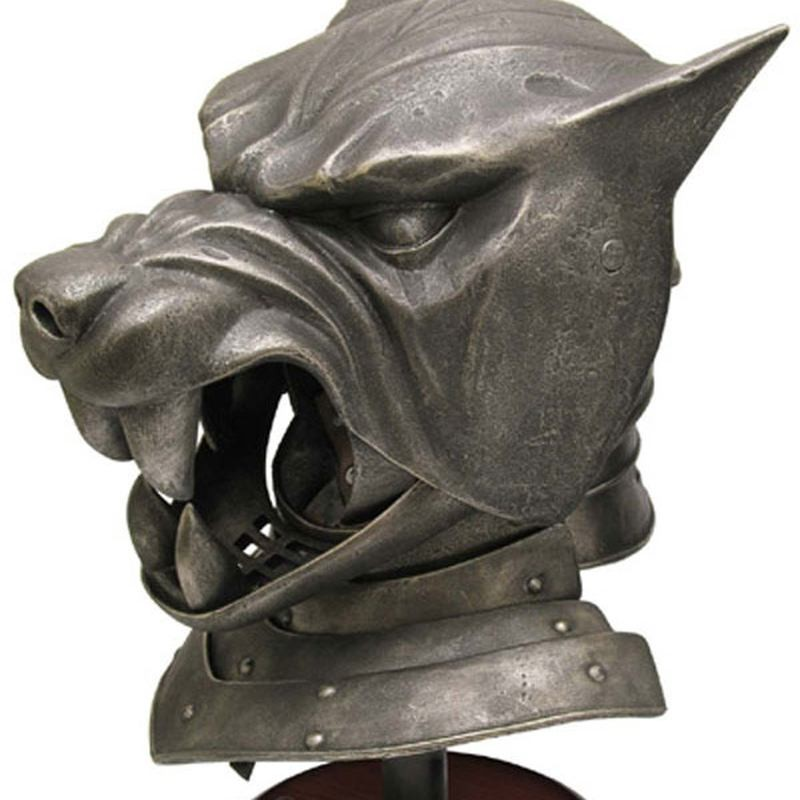 Bluthunds Helm - Game of Thrones -1/1 Replik