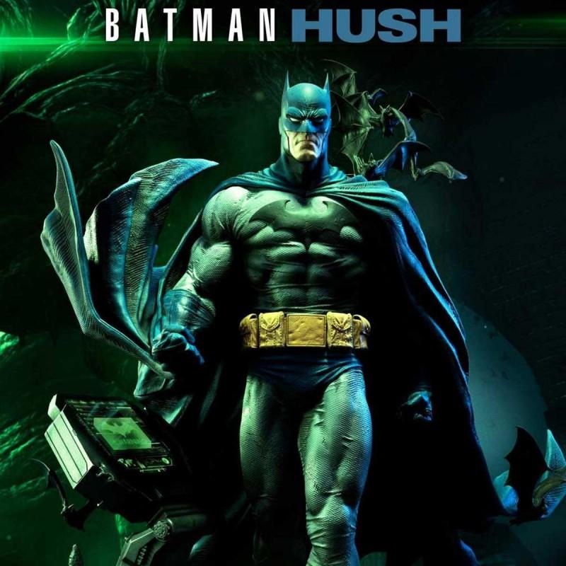 Batman Batcave Version - Batman Hush - 1/3 Scale Museum Masterline Statue
