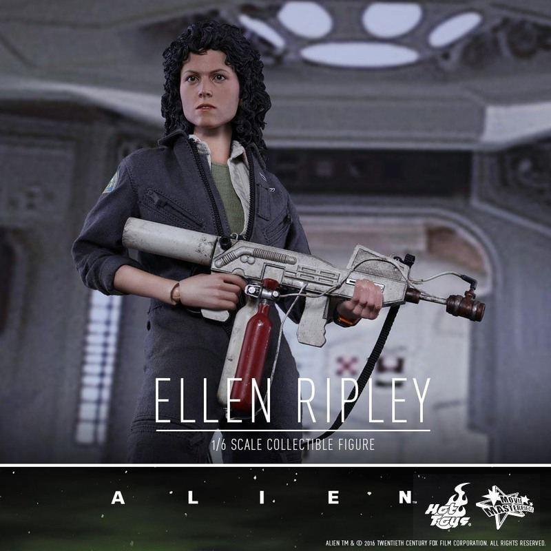 Ellen Ripley - Alien - 1/6 Scale Figur
