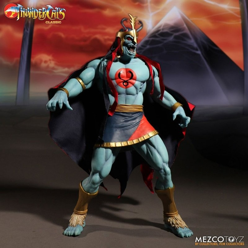 Mumm-Ra Glow In The Dark - ThunderCats - Mega Scale Actionfigur