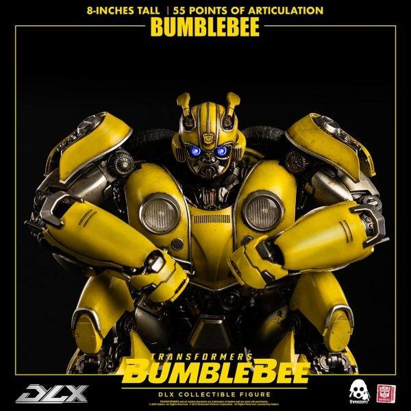 Bumblebee - Bumblebee - DLX Scale Actionfigur