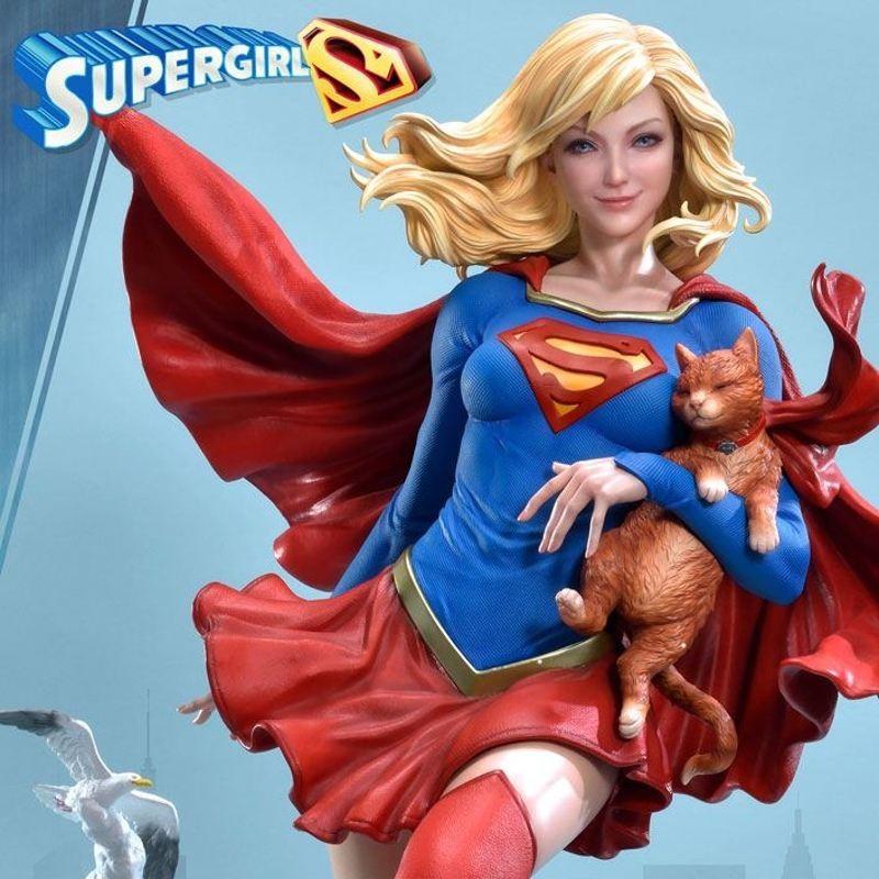 Supergirl - DC Comics - 1/3 Scale Museum Masterline Statue
