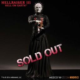 Pinhead - Hellraiser III - 1/6 Vinyl Figur