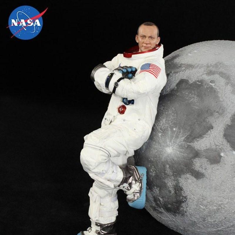 Buzz Aldrin - Apollo 11 Astronauts - 1/6 Scale Actionfigur