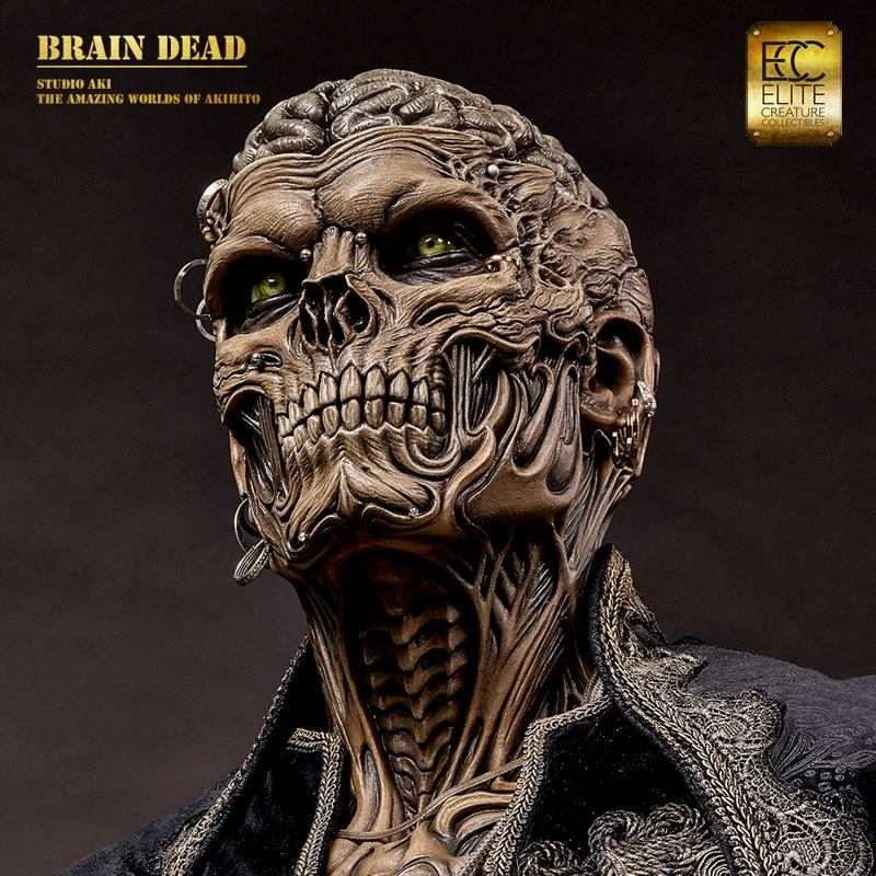 Brain Dead by Akihito - Life Size Büste