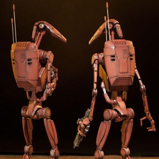 Geonosis Infantry Battle Droids