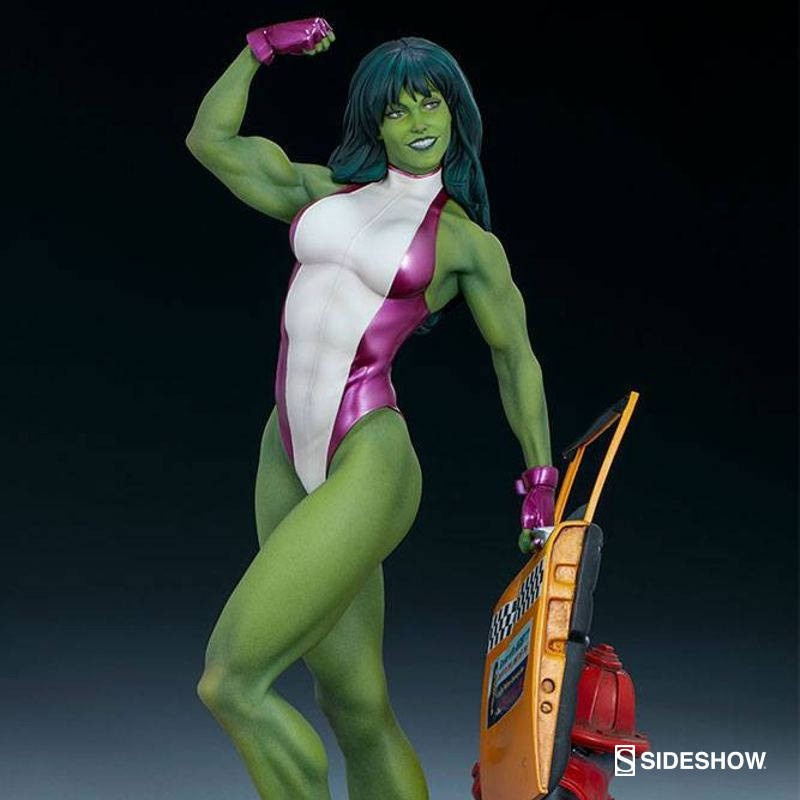 She-Hulk - Marvel Adi Granov Artist Series - 1/5 Scale Polystone Statue